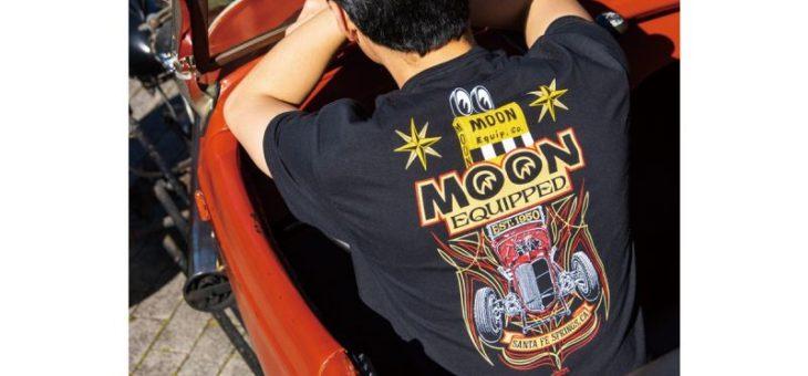 ムーンアイズ ロードスター Tシャツ 新商品のご案内 MOONEYES