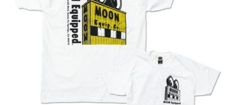 ムーンアイズ Equip.Co.Sign Tシャツ 新商品のご案内 MOONEYES