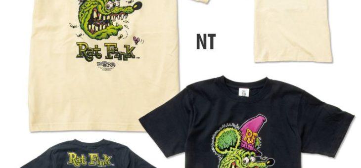 ラットフィンク Face Tシャツ 新商品のご案内 RATFINK