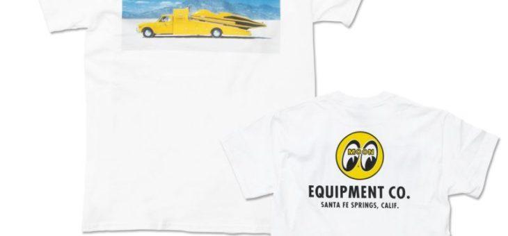 ムーンアイズ SaltFlatPic Tシャツ 新商品のご案内 MOONEYES
