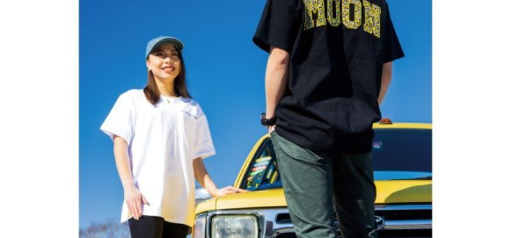 ムーンアイズ エンブロイダリー パッチ Tシャツ 新商品のご案内 MOONEYES