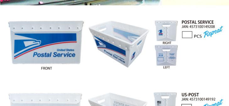 U.S.POST BOX 新柄入荷のご案内