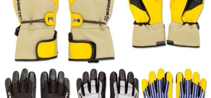 ムーンアイズ WaterProof ウィンターグローブ 新商品のご案内 MOONEYES